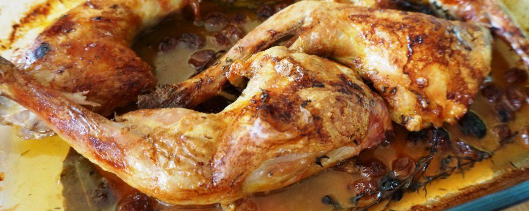 Cuisses de pintade la bi re la recette sur a drache - Comment cuisiner des cuisses de pintade ...
